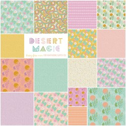 Desert Magic Fat Quarter Bundle in Painted Desert