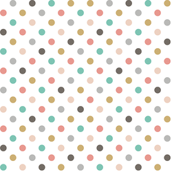 Multi Dot in Fawn Tulip