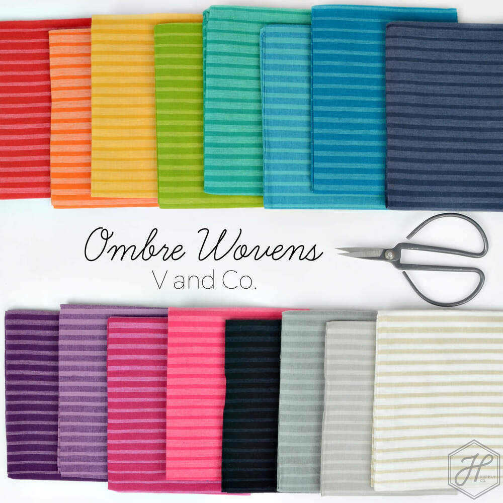 Ombre Wovens Poster Image