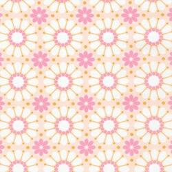 Geometric Flowers in Peony