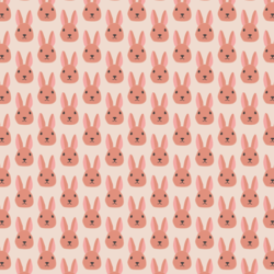 Tiny Bunnies in White Chocolate