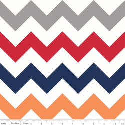 Large Chevron in Boy
