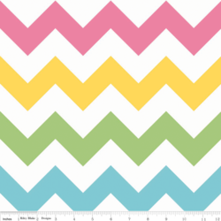 Large Chevron in Girl