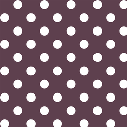 Marble Dot in Raisin