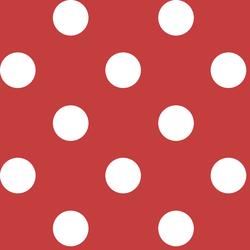 Jumbo Dot in Geranium