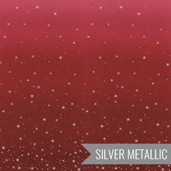 Ombre Fairy Dust Metallic in Burgundy