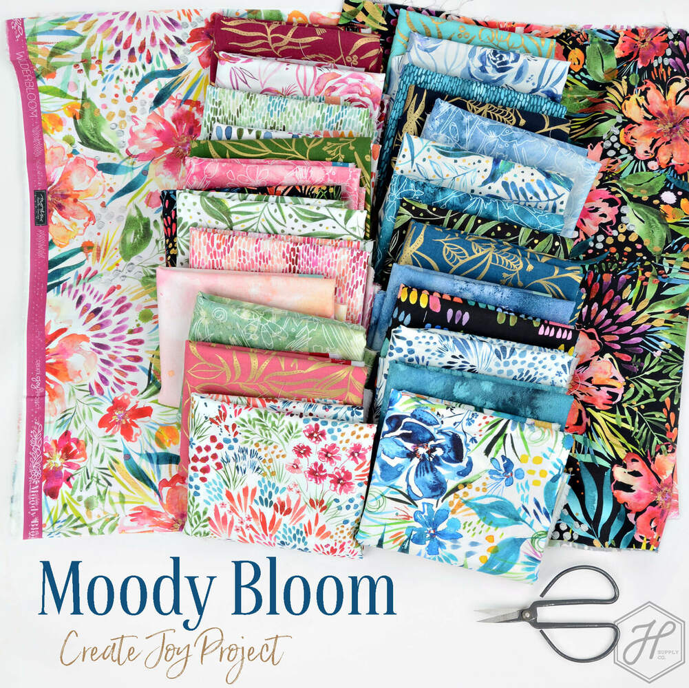 Moody Bloom Poster Image