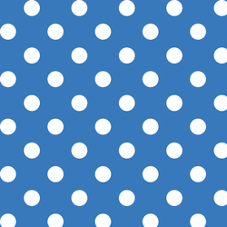 Marble Dot in Cerulean