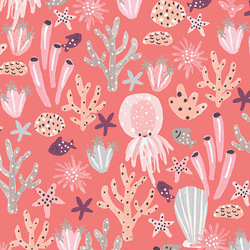 Under the Sea in Coral
