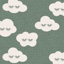 Sleepy Clouds in Peppermint