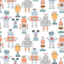 Robots in Intergalactic