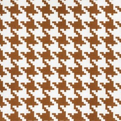 Everyday Houndstooth in Cinnamon