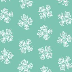 Folksy Floral in Succulent