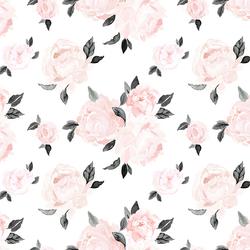 Blush Floral in Vintage