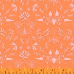 Wingspan in Orange