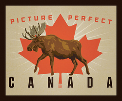 Poster Panel in Picture Perfect Canada
