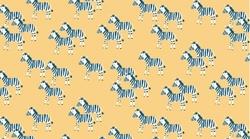 Zebras in Aspen