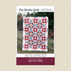 The Birdie Quilt