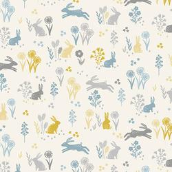 Rabbits in Cream