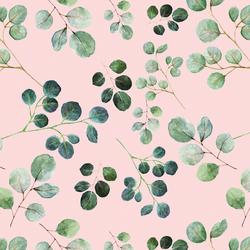 Eucalyptus Leaf in Soft Petal