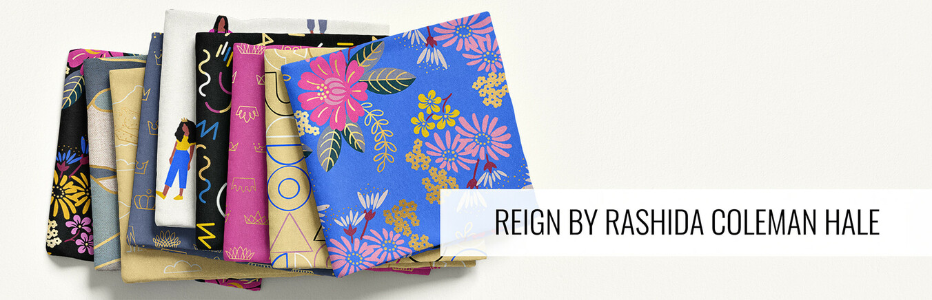 Reign by Rashida Coleman Hale