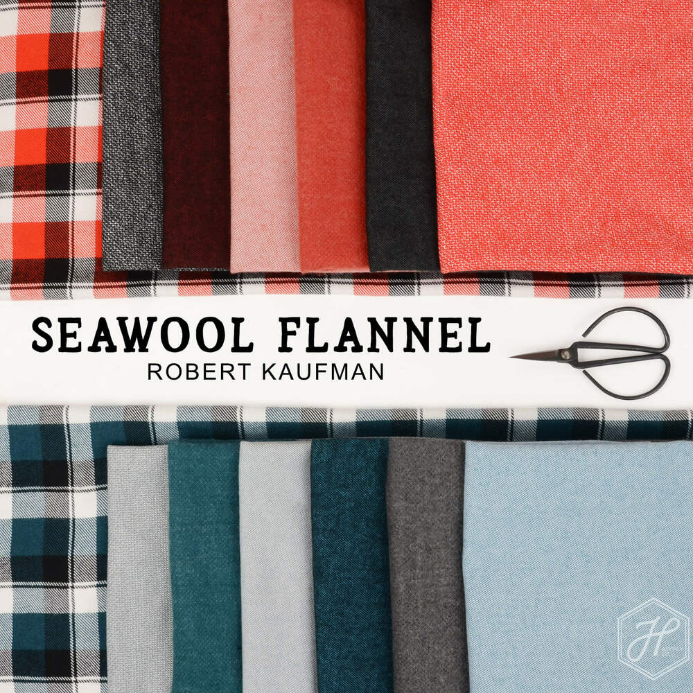 Seawool Flannel Poster Image