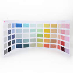 Moonscape Color Card Panel in Swatches