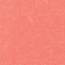 Quilter's Linen in Creamsicle