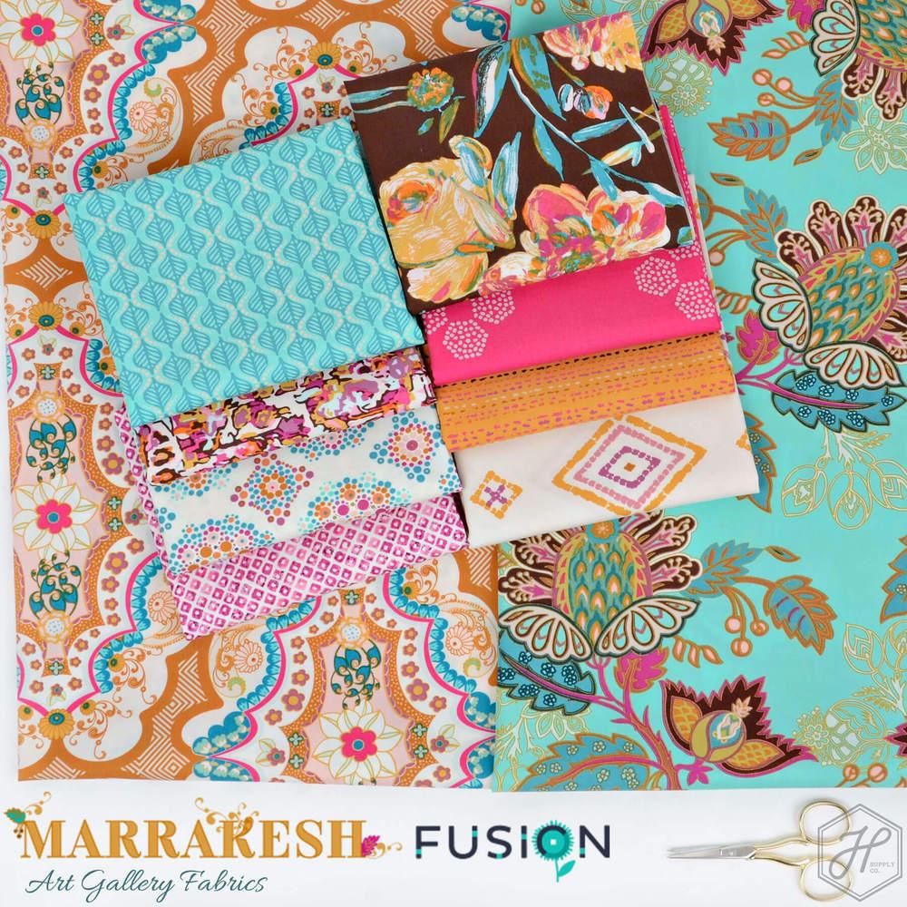 Marrakesh Fusion  Poster Image