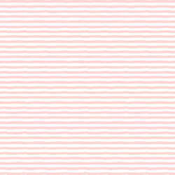 Little Painted Stripes in Meringue Pink