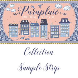 Parapluie Sample Strip
