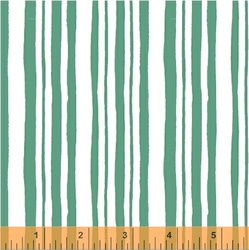 Stripes in Spearmint