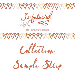 Infatuated Sample Strip