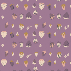 Berry Picking in Lilac