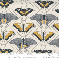 Butterfly Prisms in Ivory