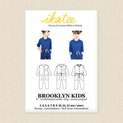 Brooklyn Jumpsuit - Kids