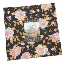 """Midnight in the Garden 10"""" Square Pack"""