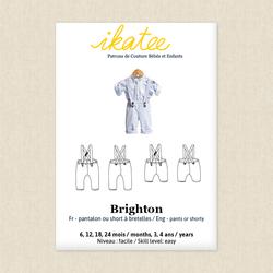 Brighton Pants and Shorty - Baby