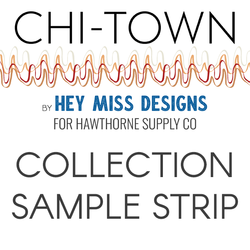 Chi Town Sample Strip