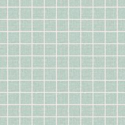 Grid in Fresh Mint
