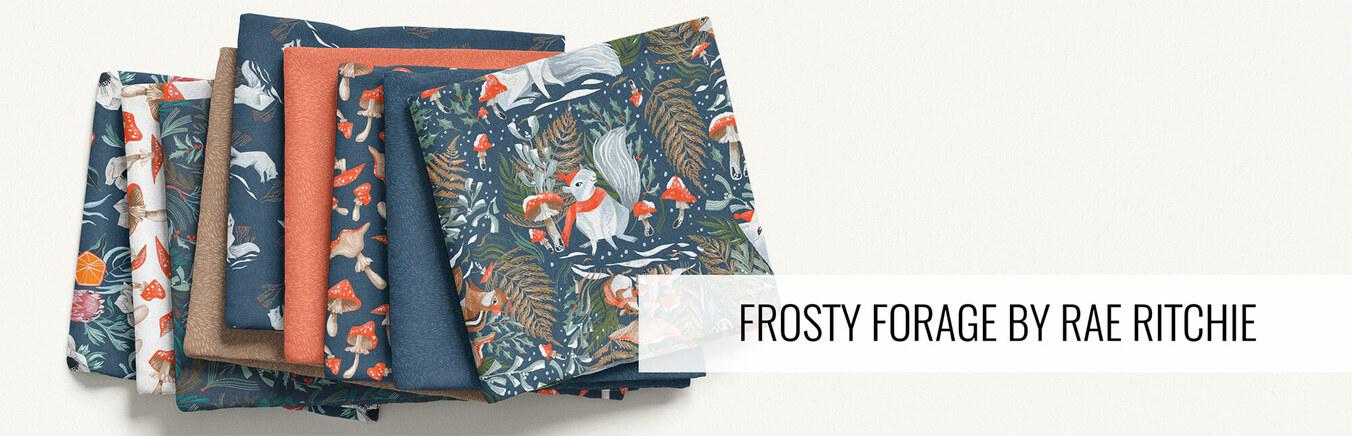 Frosty Forage