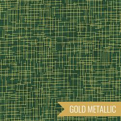 Quilter's Linen Metallic in Hunter
