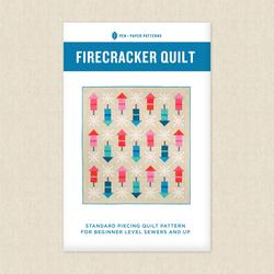 Firecracker Quilt