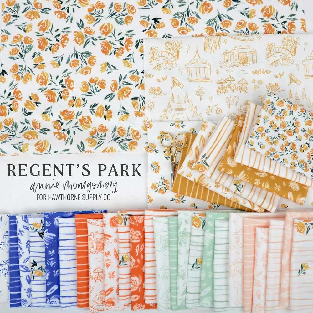 Regent's Park Poster Image