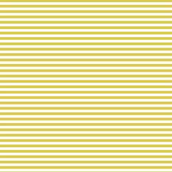 Thin Stripe Knit in Citron