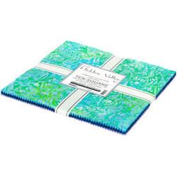 "Hidden Valley Artisan Batiks 10"" Square Pack"
