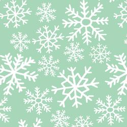 Dashing Through the Snow in Seaglass