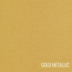 Glimmer Solid in Gold Straw Metallic