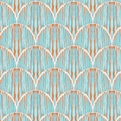 Courbe Ikat in Sky