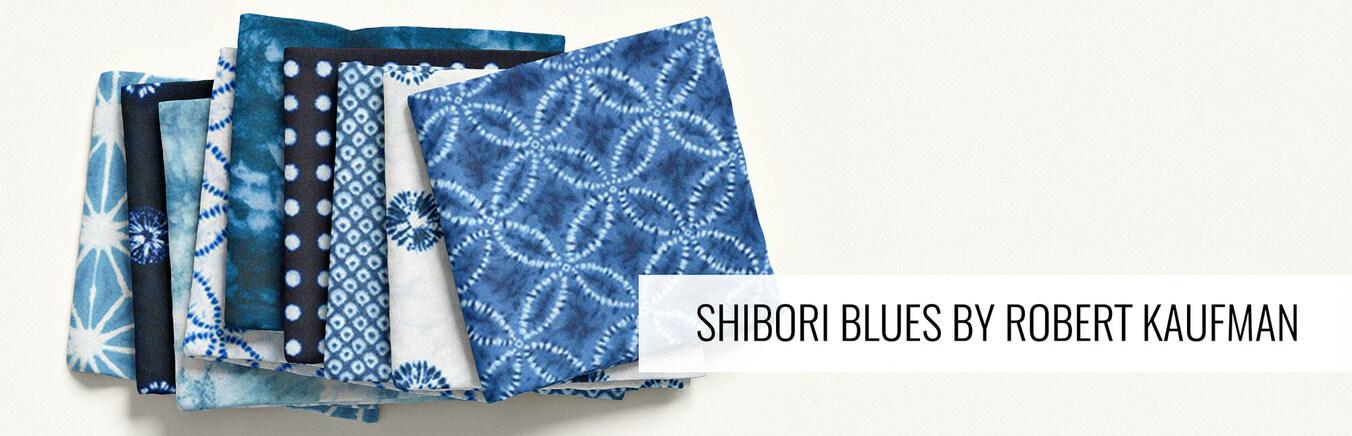 Shibori Blues